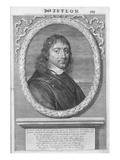 Gerard Hulft, First Director General of the Dutch East Indies (Engraving) Giclee Print by  Dutch