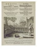 Cover of &#39;Traite Des Abeilles, Ou Mouches a Miel...&#39; Printed in French and German Giclee Print by  Dutch