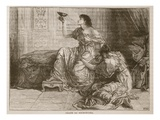 Death of Sophonisba (Litho) Giclee Print by  English