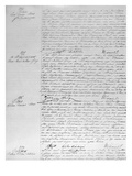 Page with the Death Certificate of Guy De Maupassant (1850-93) 7th July 1893 Giclee Print by  French