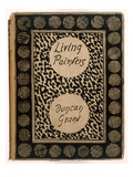 Book Jacket of 'Living Painters' by Duncan Grant, 1923 (Litho) Giclee Print by Roger Eliot Fry