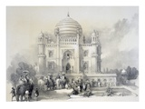 Mausoleum of Jufhir Junge, Delhi Giclee Print by  English