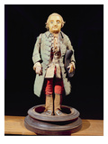 Model of Nicolas Fery (Bebe) (1741-64) Dwarf of King Stanislas Lesczinski (1677-1766) of Poland Giclee Print by  French