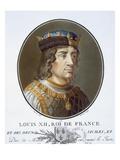 Louis Xii Giclee Print by Antoine Louis Francois Sergent-marceau