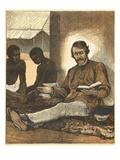 Livingstone Giclee Print by  English
