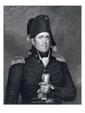 Jacob Jennings Brown (1775-1828) Engraved by Asher Brown Durand (1796-1886) Giclee Print by John Wesley Jarvis