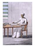 A Causto (Clerk/Scribe) Giclee Print by Franz Balthazar Solvyns