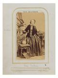 Portrait of Rosa Bonheur (1822-99) (Photo) Giclee Print by  Disden