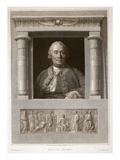 Portrait of David Hume Giclee Print by  English