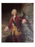 Germain Pichault De La Martiniere (1697-1783) Giclee Print by Francois Adrien Grasognon Latinville