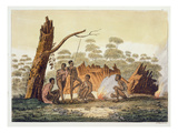 Inhabitants of Loro, New Holland, Plate 60 from 'Le Costume Ancien Et Moderne' Giclee Print by Angelo Biasioli