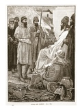 Cyrus and Croesus (Litho) Giclee Print by  English