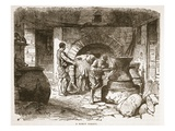 A Roman Bakery (Litho) Giclee Print by  English
