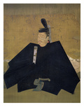 Taira No Shigemori, Illustration in 'Kokka' Magazine, November 1903 (Colout Litho) Giclee Print by Takanobu Fujiwara
