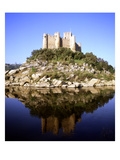 Almourol Castle (Photo) Giclee Print