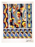 Plate 3, from 'Inspirations', Published Paris, 1930S (Colour Litho) Giclee Print by  Gandy