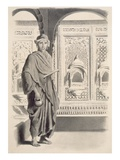 A Fakir of Rajpootana, from 'Voyages in India', Pub. by Smith, Elder and Co., 1858 (Litho) Giclee Print by A. Soltykoff