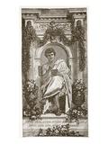 Ovid (Litho) Giclee Print by Anton Alexander von Werner