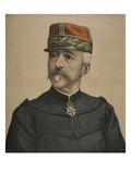 The New Chief of Staff of the French Army Giclee Print by  French