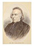 The Rev. Thomas Binney, D.D. Giclee Print by  English