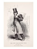 The Jew Old-Clothes Man, after a Daguerreotype by Richard Beard Giclee Print by  English