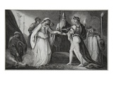 Marriage of Henry the First, Engraved by Delatre Giclee Print by Henry Tresham