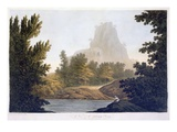 View of the Jungle, 1788 (Aquatint) Giclee Print by William Hodges