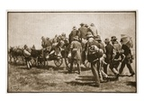 Some of Cronje's Fellow-Prisoners on their Way to the Cape Giclee Print by Alfred Pearse