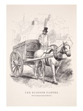 The Rubbish Carter, from the Daguerreotype by Richard Beard Giclee Print by  English