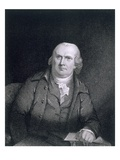 Robert Morris (1733-1806) Engraved by Thomas B. Welch (1814-74) Giclee Print by Robert Edge Pine