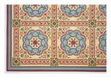 Medieval Style Designs for Ceiling Bosses, from 'The Practical Decorator and Ornamentalist' Giclee Print by G.A. and M.A. Audsley
