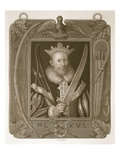 William the First, Engraved by J. Fittler Giclee Print by  English