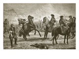 William Iii at the Siege of Namur, Engraved by Butterworth and Heath (Engraving) Giclee Print by J.M.L. Ralston