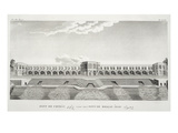 Bridge of Shiraz, Isfahan Giclee Print by  French