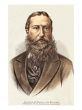 Leopold Ii, King of the Belgians Giclee Print by  English