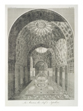 The House of the Jew at Isfahan Premium Giclee Print by  French