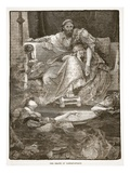 The Death of Sardanapalus (Litho) Giclee Print by  English