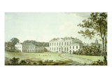 Red Book for Sheringham Hall, C.1812 (W/C on Paper) Giclee Print by Humphry Repton