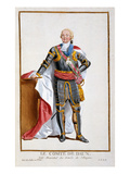 Count De Daun, General of Armies of the Holy Roman Empire (1705-66) Giclee Print by Pierre Duflos