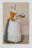 The Chocolate Girl Collectable Print by Jean-Étienne Liotard