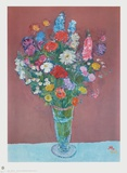 A Bouquet of Summer Flowers Collectable Print by Max Langer