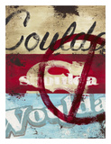 Regret Is Not Part Of My Lexicon Giclee Print by Rodney White