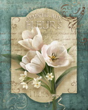 Marche aux Fleurs Posters by Conrad Knutsen