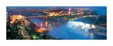 Rainbow Bridge & American Falls, Ontario Posters by Dermot O'Kane