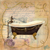 Bain de Luxe II Posters