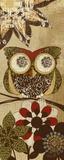 Owls Wisdom I Schilderijen van Katrina Craven