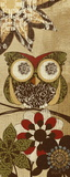 Owls Wisdom I Prints by Katrina Craven