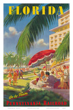 Pennsylvania Railroad, Florida Posters