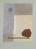 Gewagt Wägend Samlertryk af Paul Klee