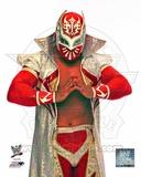 WWE Sin Cara 2012 Posed Photo